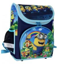 Синий ранец Миньоны